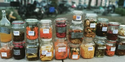 Fermentation Workshop and ways to Preserve/ Food \