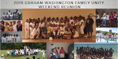 2019 Graham Washington Family Reunion