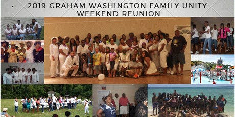 2019 Graham Washington Family Reunion tickets