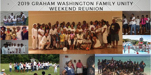 2019 Graham Washington Family Reunion
