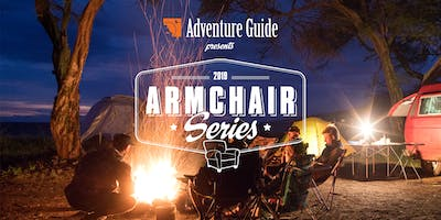 Armchair Adventure - Paulo LaBerge and Heather Plewes