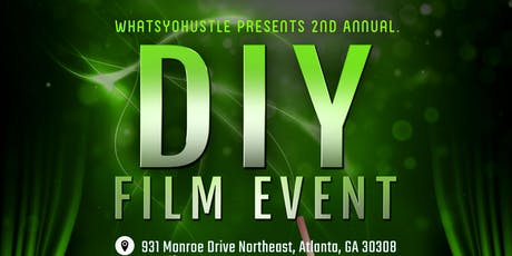 2nd Annual DIY Film Event tickets