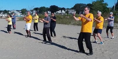 Spring 2019 Lunchtime Tai Chi at YDS