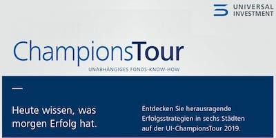 UI-ChampionsTour 2019 in München