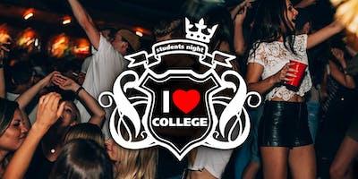 I Love College / Semester Closing #2 @ Aer Club