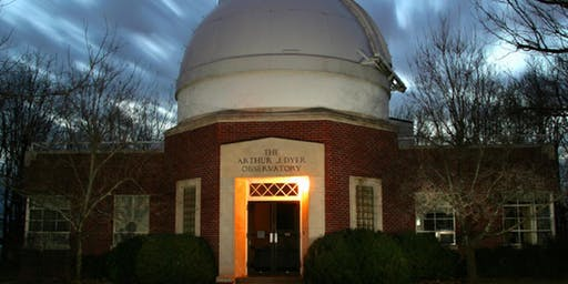 September 2019 Telescope Night - SOLD OUT - waiting list opens Sept 9 noon