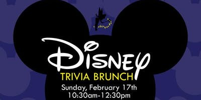 Disney Trivia Brunch at Dave & Buster's Richmond!