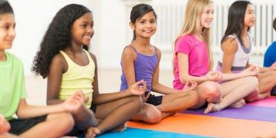 School Holiday Kids' Yoga
