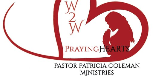 Praying Hearts W2W  Gathering 2019