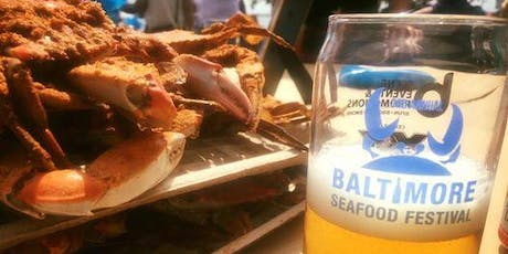 6th Annual Baltimore Seafood Fest tickets
