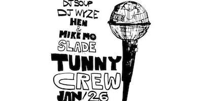 Tunny Crew @ Cardinal Skate Shop
