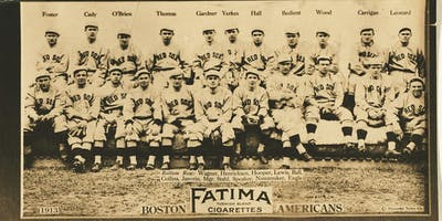 Collecting Red Sox History