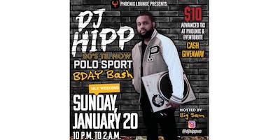 """Phoenix Presents: DJ Hipp's """"90'S Til Now"""" Polo Sport BDay Bash"""
