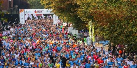 Royal Parks Half Marathon 2019 tickets