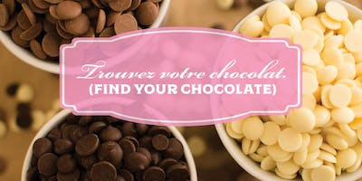 Trouves votre chocolat! (Find your Chocolate)
