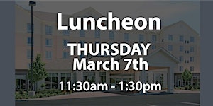2019 March 7th Luncheon