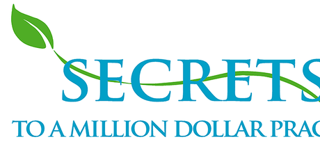 Secrets To A Million Dollar Practice tickets