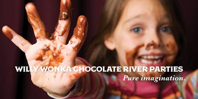 Willy Wonka Chocolate River Party- Valentine\