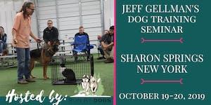 Sharon Springs, NY - Jeff Gellman's Dog Training...