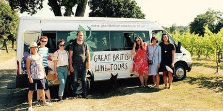 Sussex Vineyards Bus Tour - Saturday tickets