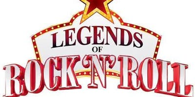 Los Bambinos Present LEGENDS OF ROCK N ROLL Dinner & Show!
