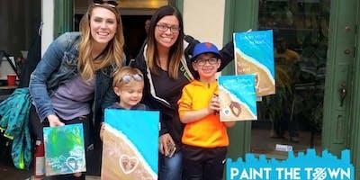 Open Class: My Little Valentine Parent/Child Painting Class