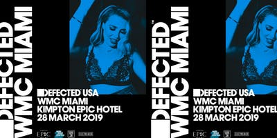 Defected 20 Year Anniversary Pool Party