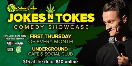 JNT Comedy Showcase - Toronto tickets
