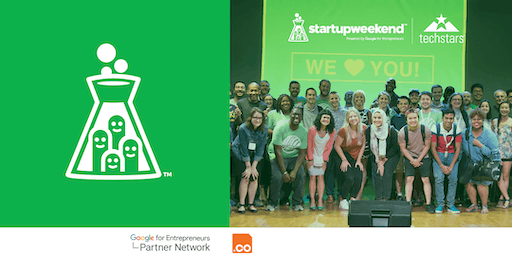Techstars Startup Weekend Rock Hill, November 1-3