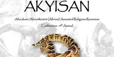 AKYISAN: Ancestral Religious Reversion Conference and Film Screening