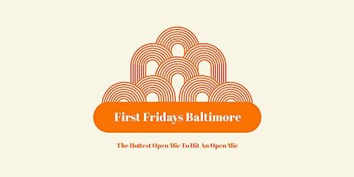 First Fridays Baltimore