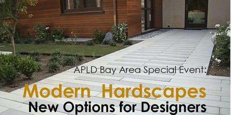 MODERN HARDSCAPE: New Options for Designers at PBM tickets