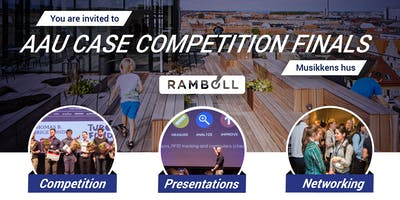 AAU Case Competition | Finals & Network