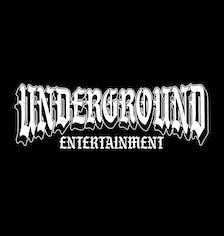 UNDERGROUND ENTERTAINMENT logo