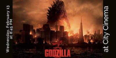 Film Screening: Godzilla (Gareth Edwards, 2014)