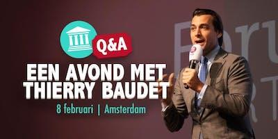 Een avond met Thierry Baudet - Q&A