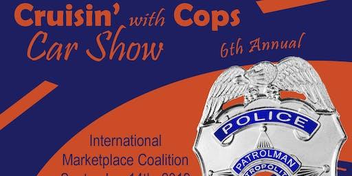 2019 - 6th Annual IMPD Cruisin' W/Cops Car Show