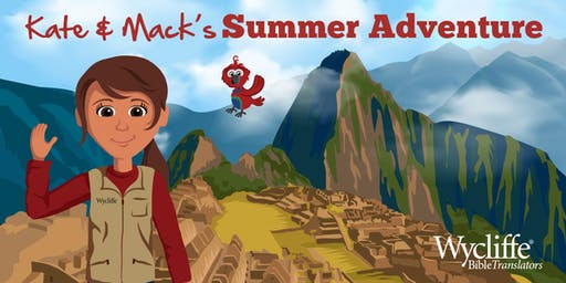 Kate & Mack's Summer Adventure