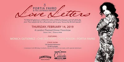 The Ladybirds present Love Letters