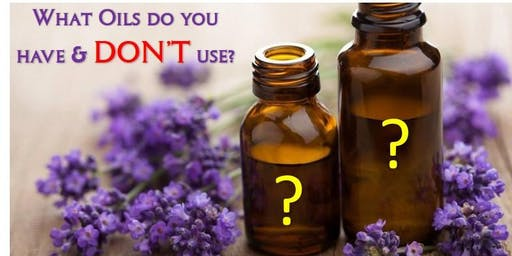 The Essential Oils You Don't Use!!