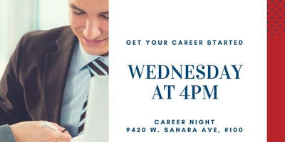 Career Night 2019