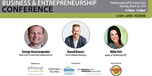 2019 Business & Entrepreneurship Conference