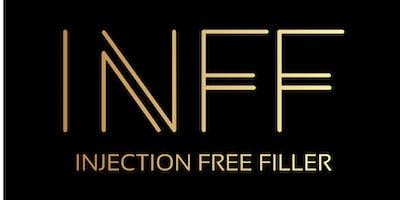 Injection Free Filler Training Certification. Hyaluron Filler