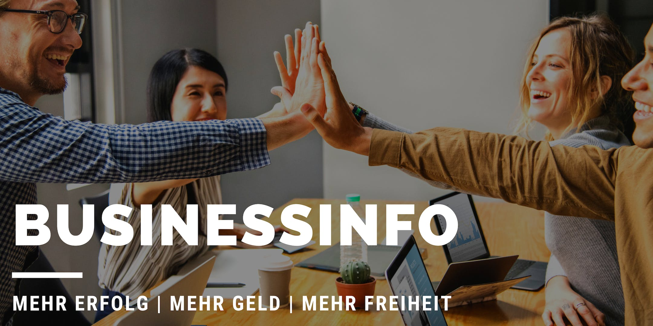 Businessinfo - Dein perfektes Business!