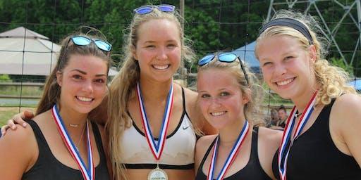 Junior's Sand Volleyball Tournament