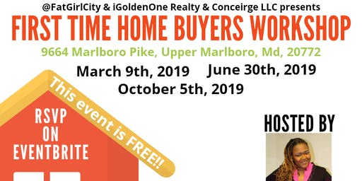 First Time Home Buyers Workshop