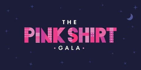 The Pink Shirt Gala 2020 tickets