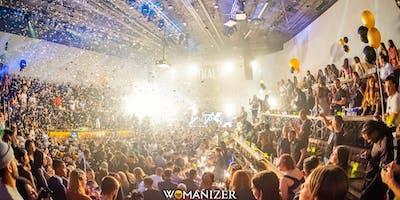 Womanizer - Glow In The Dark - Club Villa Thalia