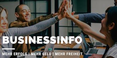 Businessinfo - für motivierte und zielorientierte Teamplayer!