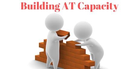 LA-AEM: Building Assistive Technology Capacity tickets